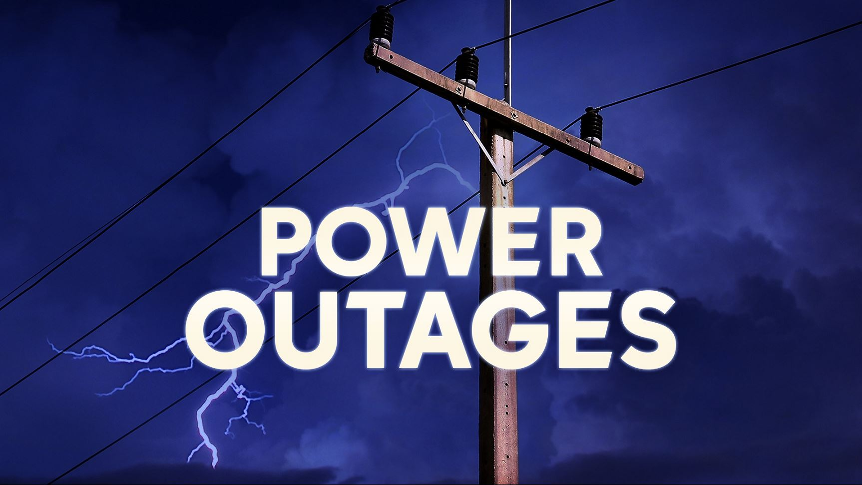 power outage outages dominion virginia power dark lights heat weather severe weather_124322