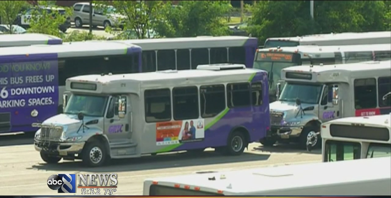 GRTC contractor tests positive for COVID-19