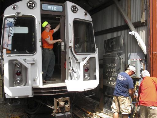 Sept 11 Subway Car_296177