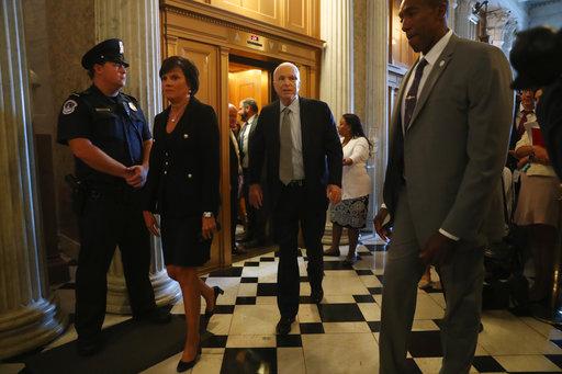 McCain Congress Health Overhaul_452815