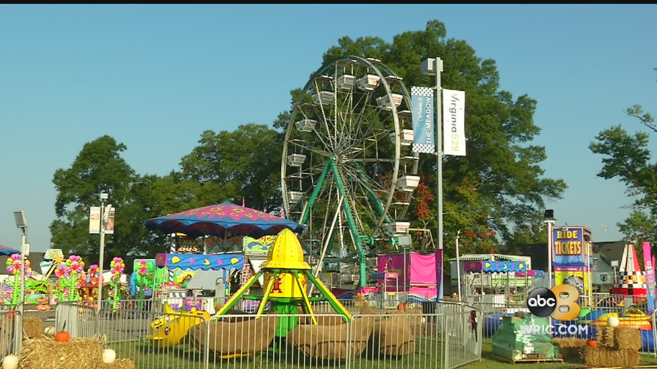 Virginia State Fair >> The State Fair Of Virginia Begins Friday