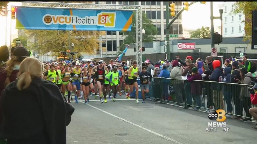 Richmond marathon men's winner, women's half-marathon winner disqualified