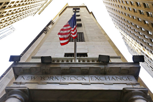 Financial Markets Wall Street_563819