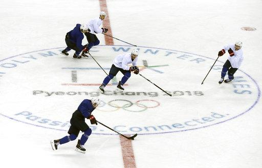 Pyeongchang Olympics Ice Hockey Men_563651