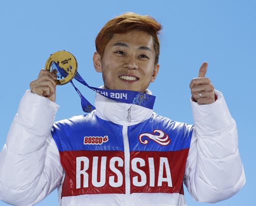 Olympics Russian Doping CAS_563809
