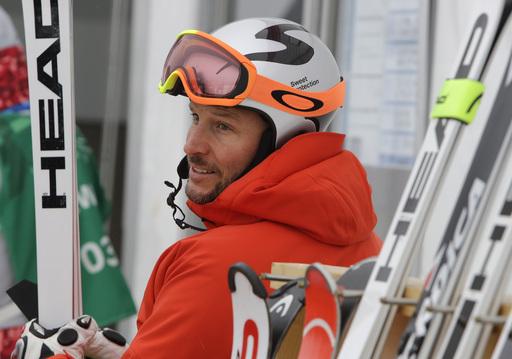 Pyeongchang Olympics Alpine Skiing_563585