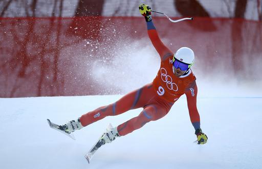 Pyeongchang Olympics Alpine Skiing_563698