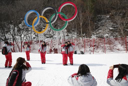 Pyeongchang Olympics Alpine Skiing_563821