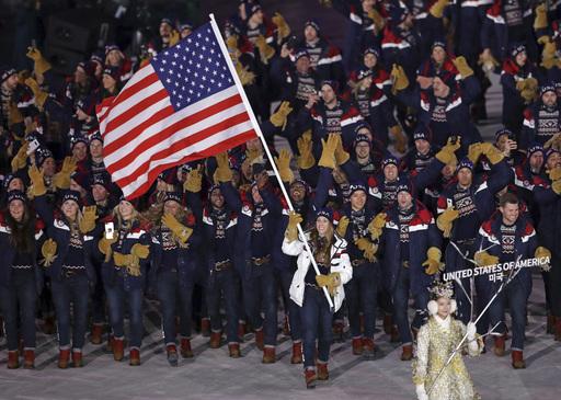 Pyeongchang Olympics Opening Ceremony_563810