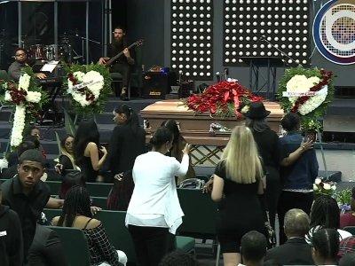 Stephon Clark funeral