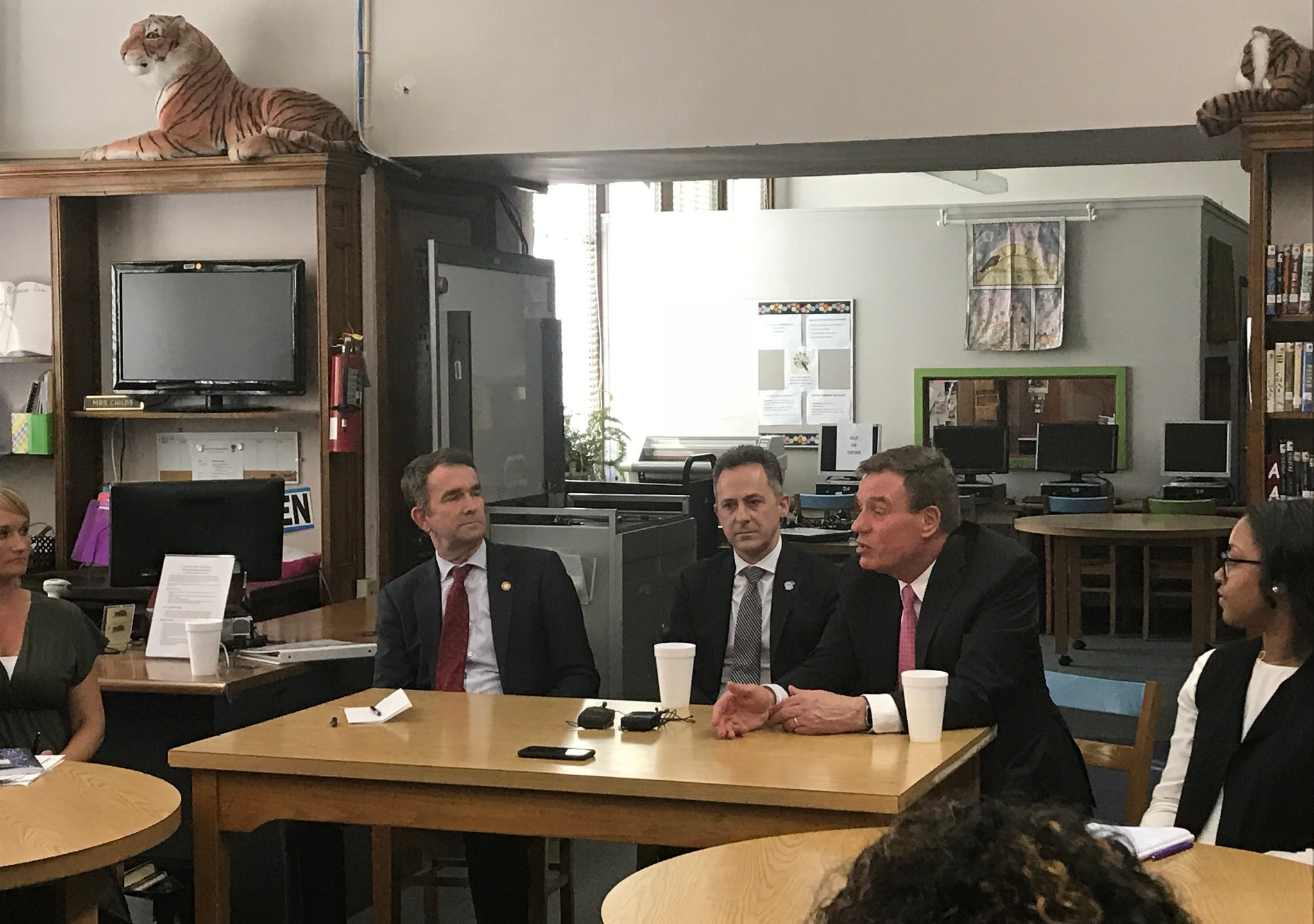 Expanding Medicaid Will Aid Schools, Governor Says