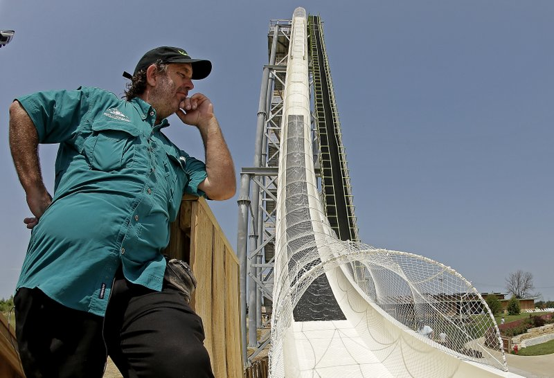 Designer of deadly waterslide charged along with park owner