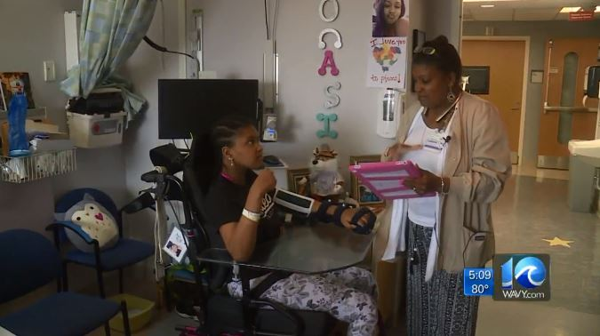 After 5-month coma, Portsmouth teen will return to school