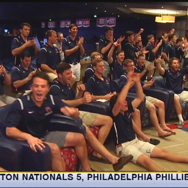 Spiders' men's and women's lacrosse teams celebrate NCAA tournament berths