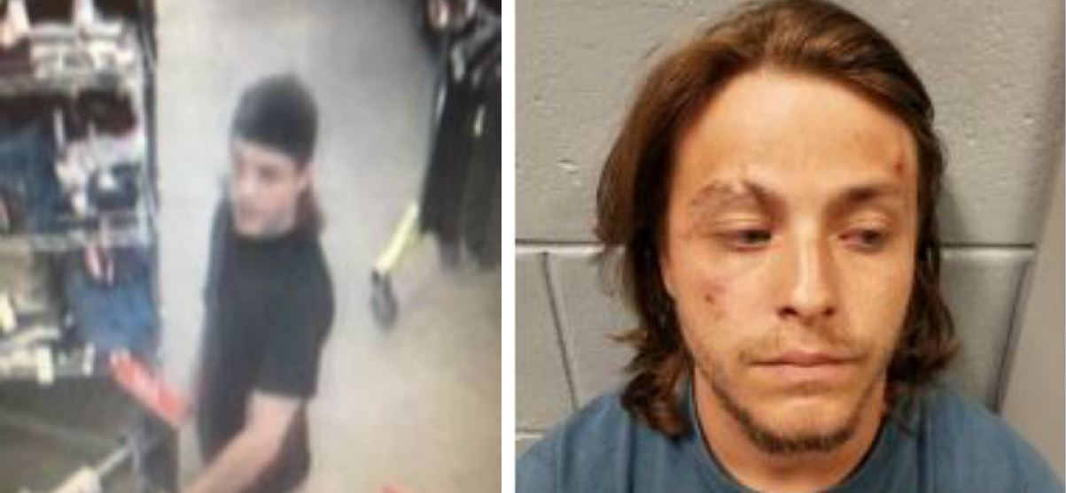 Police: Man arrested after exposing himself to clothing store employees