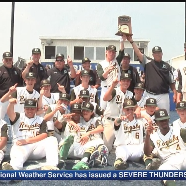 Prince George HS win softball and baseball titles