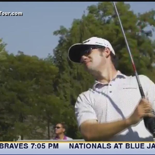 VCU's Lanto Griffin living the dream on the PGA Tour
