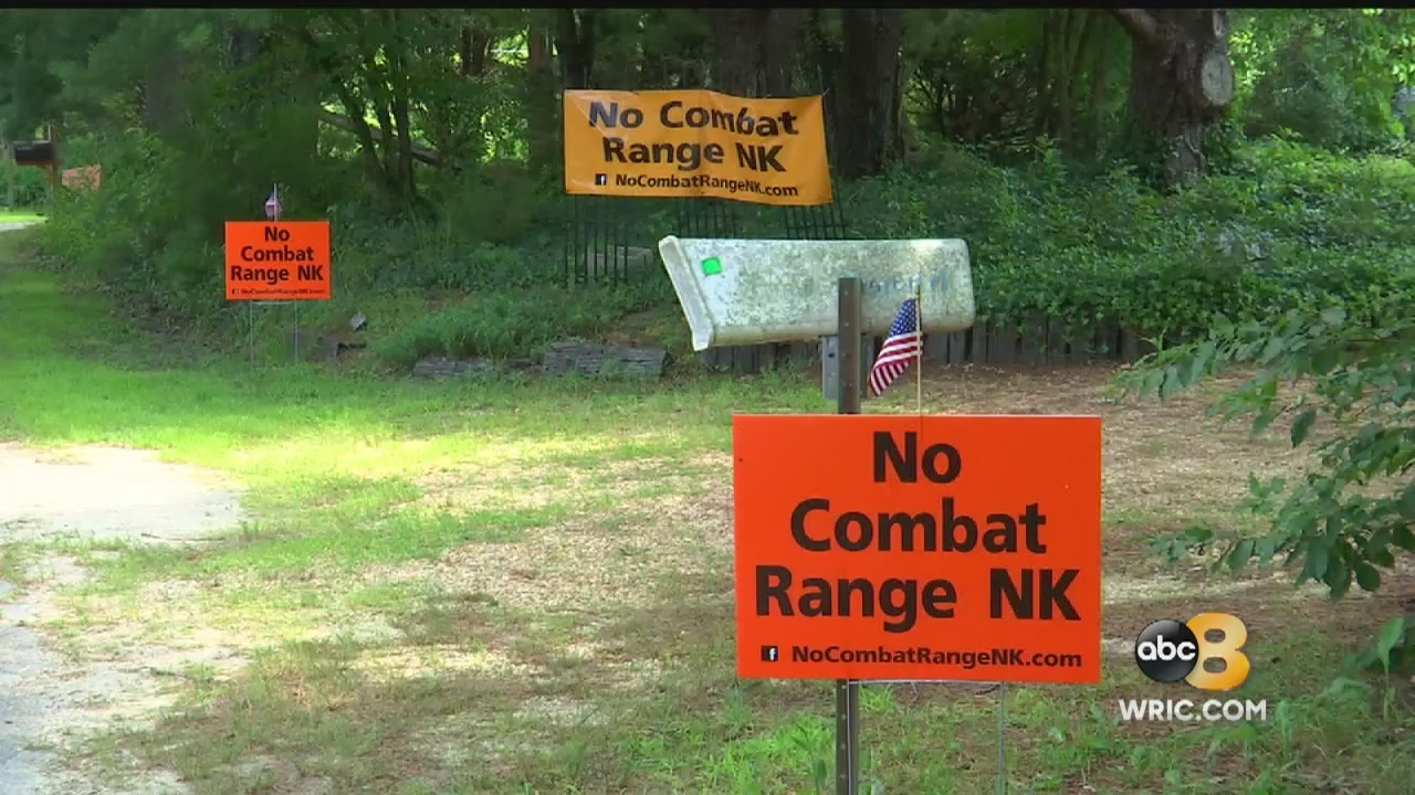 A ballistic shoot house, firing ranges and an evasive driving course are all part of the plans for an anti-terrorism training facility that is stirring up a battle in New Kent County