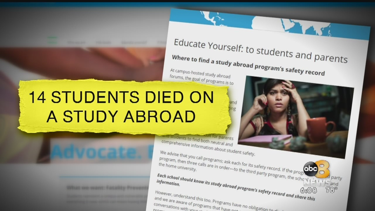 After tragedy, moms demand transparency from study abroad