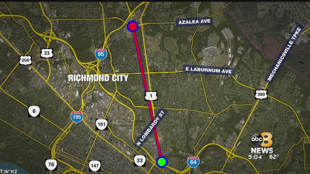 City council members in Richmond are trying to stall the construction of bike lanes that have been approved on Brook Road.