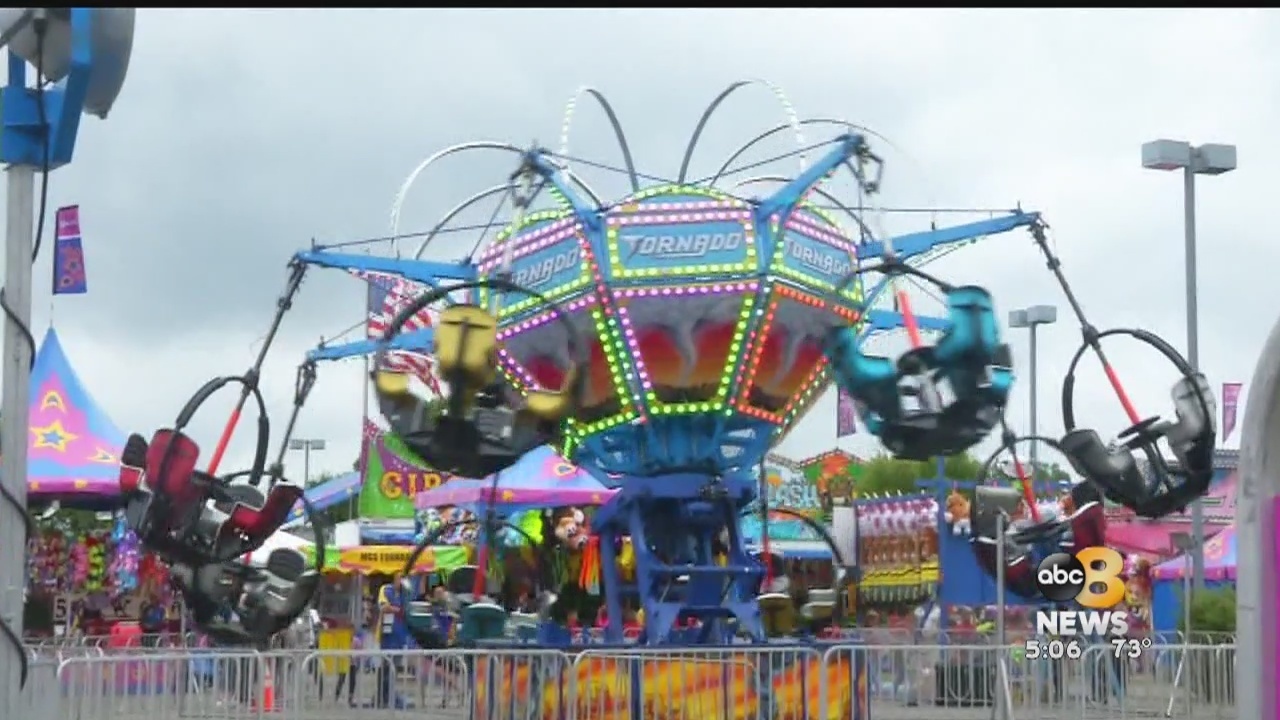 Virginia State Fair >> State Fair Of Virginia Kicks Off Friday