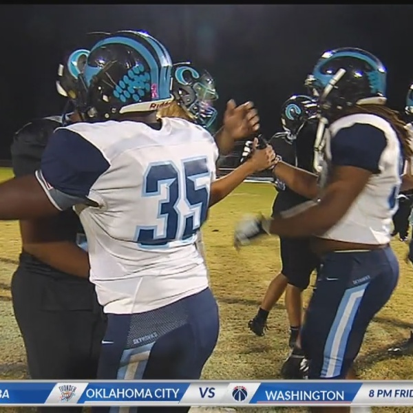 8Sports Blitz: L.C. Bird defeats Cosby 20-14 in overtime