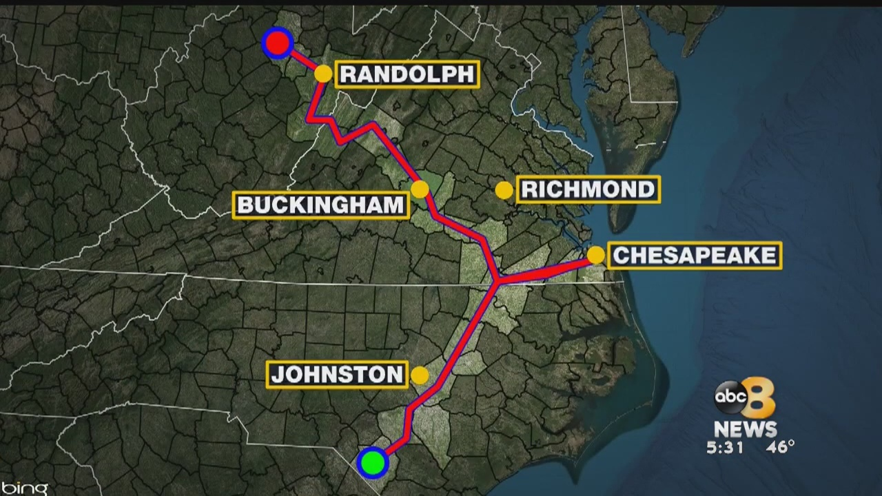 The State Air Pollution Control Board was set to vote Wednesday on the permit for an air compressor station for the Atlantic Coast Pipeline. Board members are delaying making a decision so the public can comment on new information they received since
