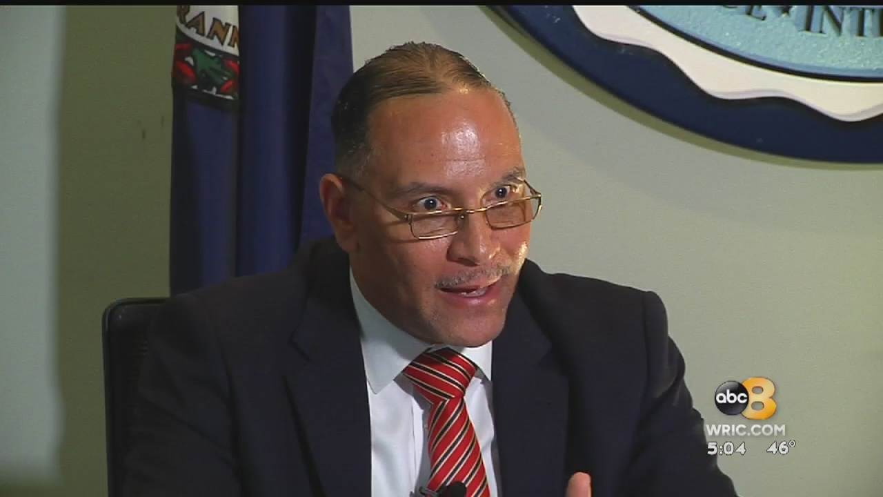 As he prepares to retire at the end of the year, Richmond Police Chief Alfred Durham sat down with 8Newsto discuss why he chose now to call it a career.