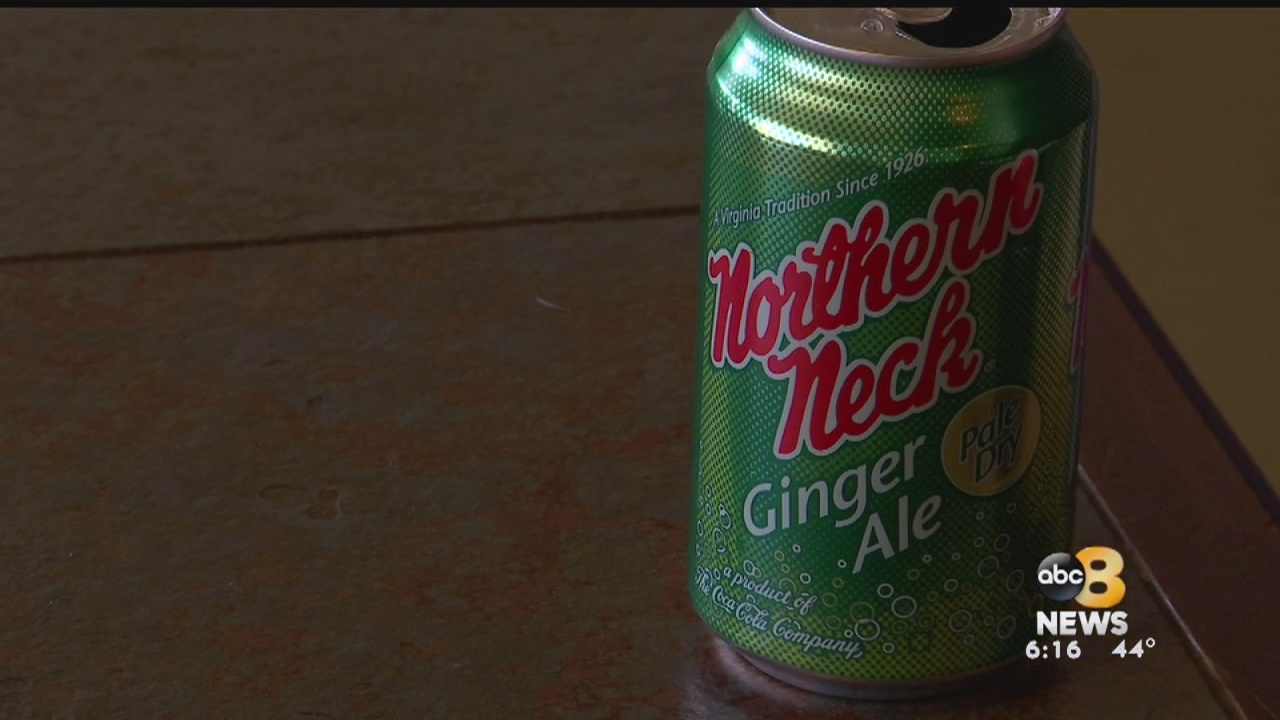 Northern Neck local hopes hometown's ginger ale becomes Virginia's official soft drink
