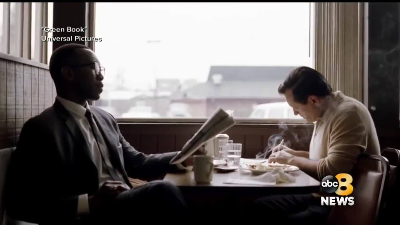 """The Oscar-nominated movie """"Green Book"""" is highlighting the trials and tribulations of black travelers in the south during segregation."""