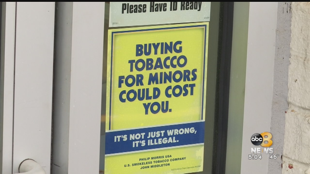 Governor Ralph Northam has signed legislation banning people under the age of 21 from buying tobacco and nicotine products in the Commonwealth.