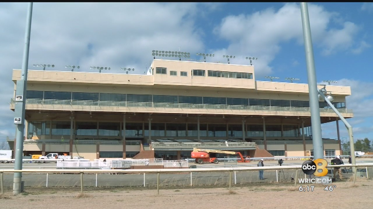 Next month, when the New Kent County track reopens, it will feature the closest thing to a casino in Virginia.