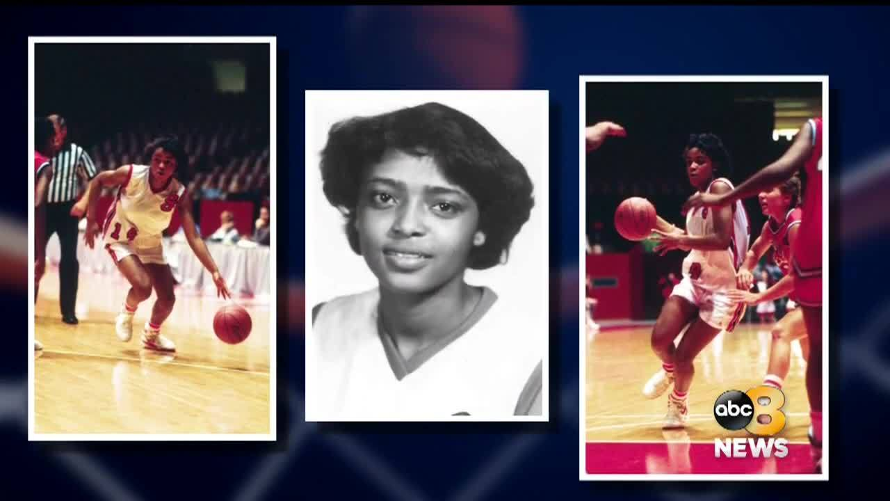 8Sports Anchor Natalie Kalibat gets to know UVA Athletic Director Carla Williams and learns about how her path to becoming the first African-American female AD at a Power 5 school, or institutions that compete in one of following conferences: Atlanti
