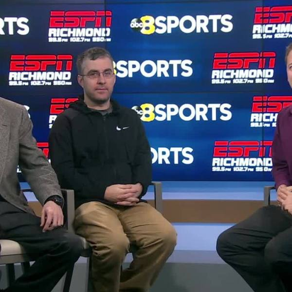 March 12: 8Sports, ESPN Richmond Roundtable