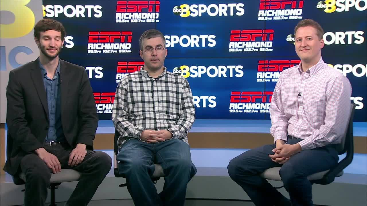 March 19: 8Sports, ESPN Richmond Roundtable