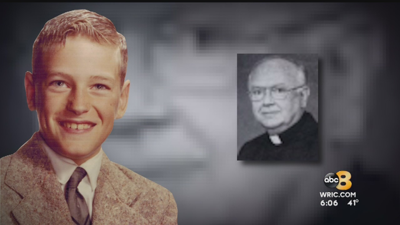 Priest's name is not on the Diocese of Richmond's list of credible clergy abusers but victim's advocates say it should be.