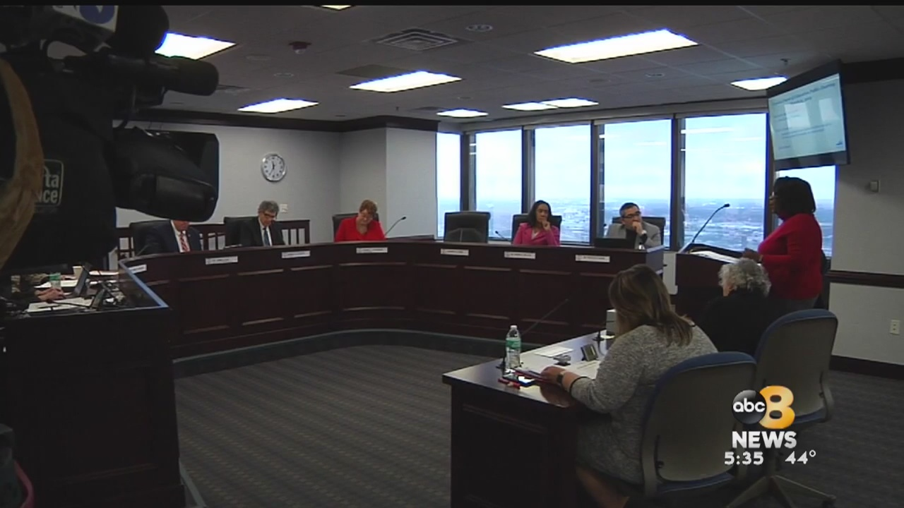 Outraged parents told the Virginia Board of Education Thursday about the experiences students have had being physically restrained and isolated in school.