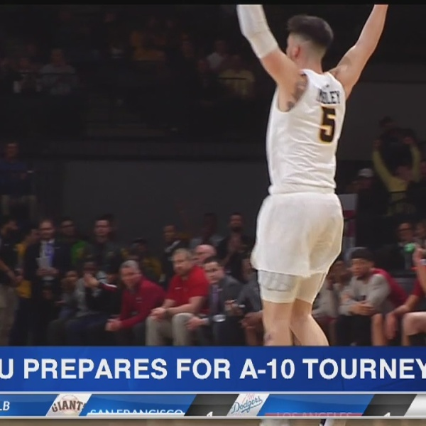VCU and Richmond prepare for tournament