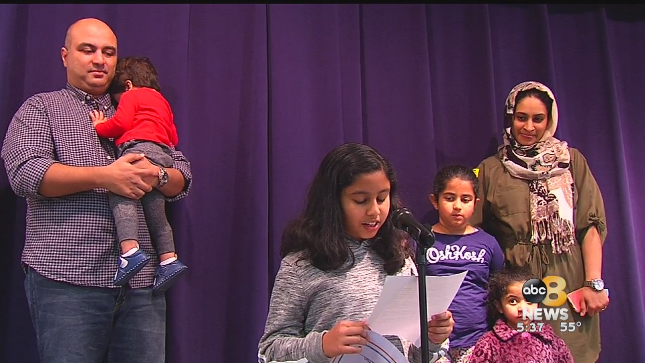 Washington-Henry Elementary School student selected as