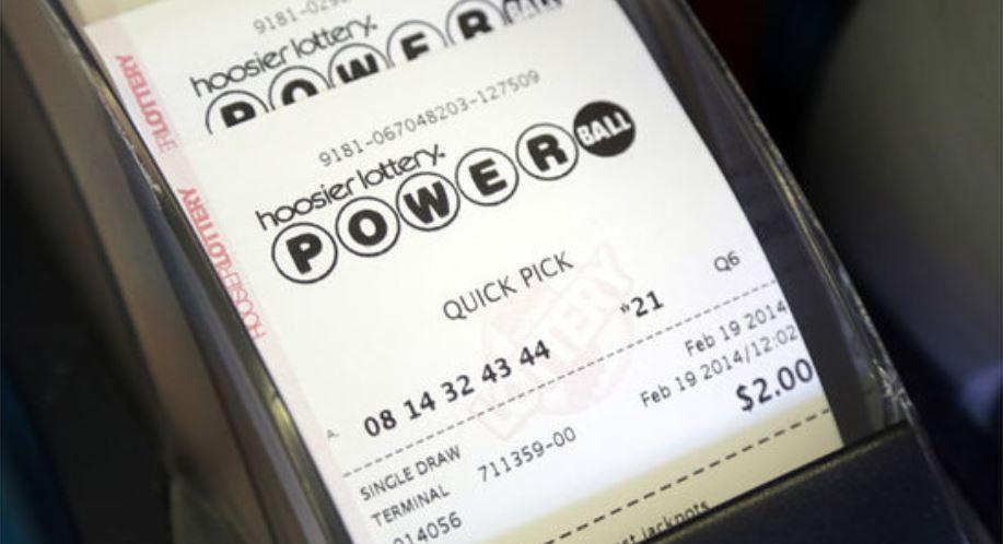 Winning 768 4m Powerball Ticket Sold In Wisconsin