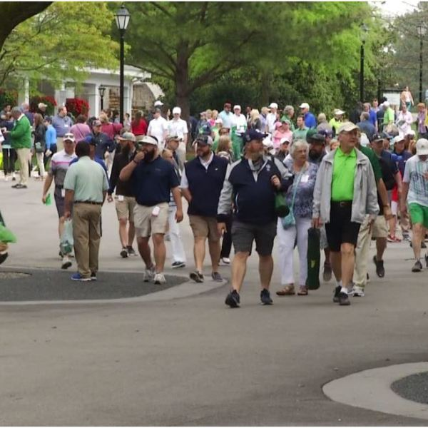 ANWA | Excitement among patrons for final round of Women's Amateur at Augusta National