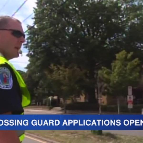 Henrico Crossing Guard applications