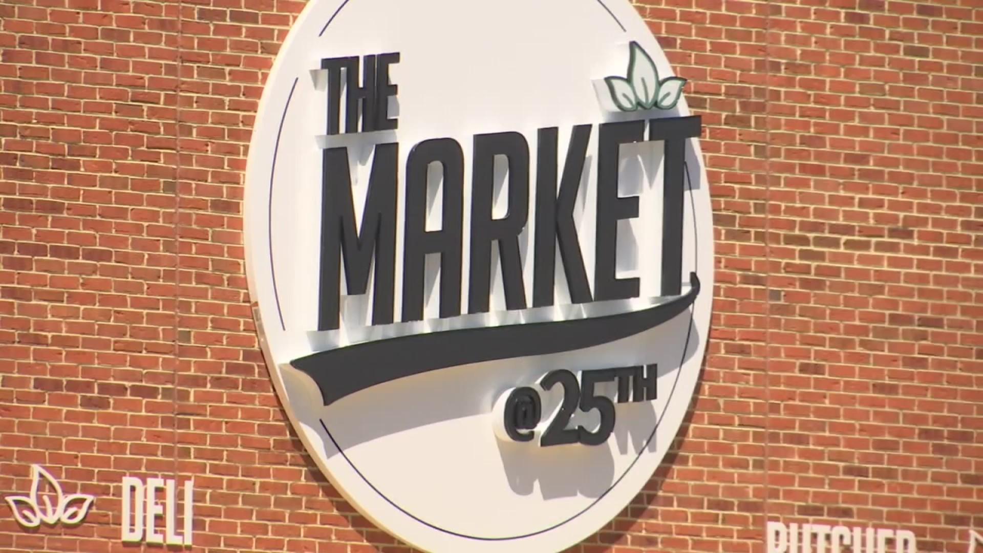 Market at 25th