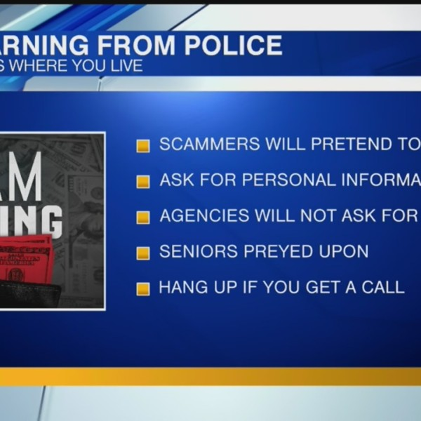 Police: Just hang up on Social Security phone scammers