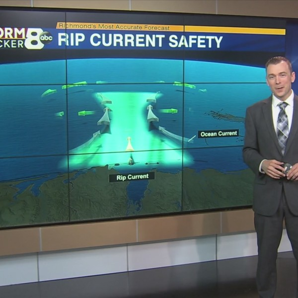 Ready for a swim? Here's what you need to know about rip currents