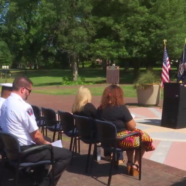 First responders killed in the line of duty honored in Richmond