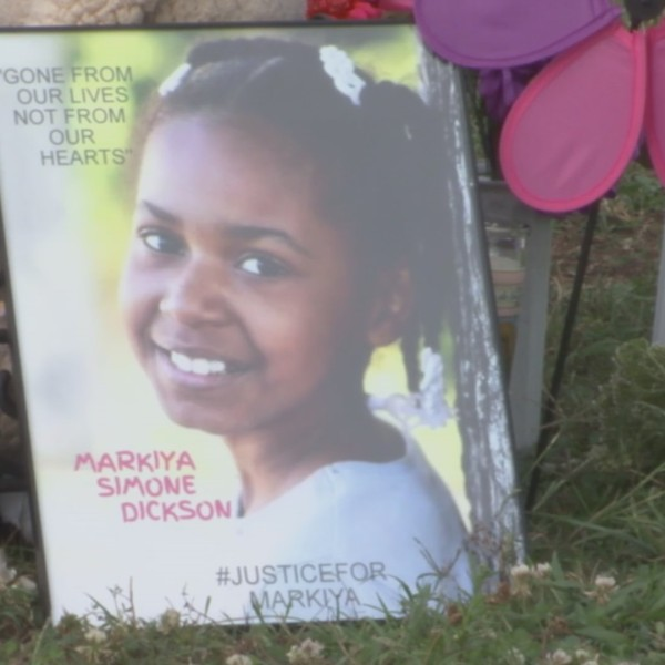 Vigil held for 9-year-old girl killed in shooting at Richmond park