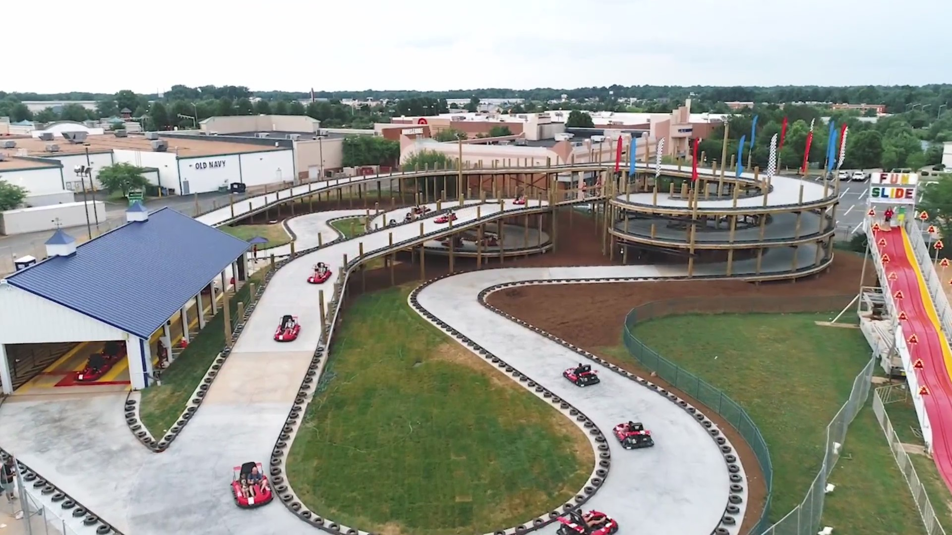 Virginia's first multi-level go-kart track opens this weekend