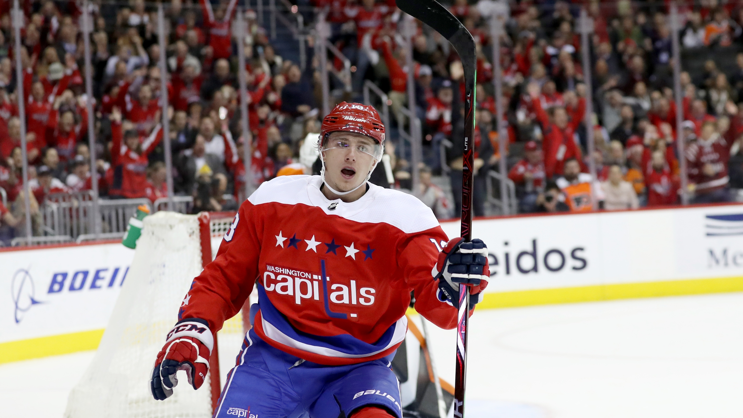 brand new c58e2 02d9b Capitals re-sign restricted free agent Jakub Vrana | 8News