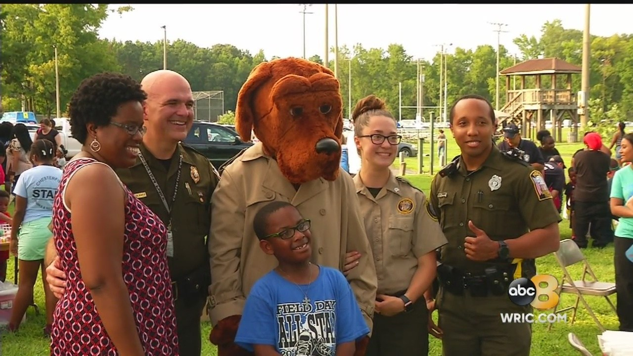 National Night Out 2019 Events Where You Live 8news